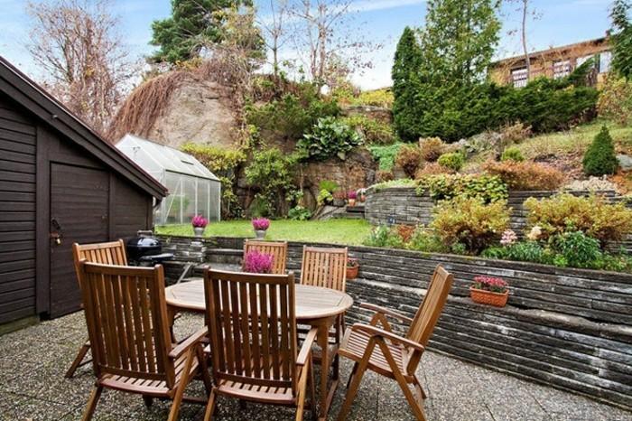 Diese 140 Terrassengestaltung Ideen Sind Echt Cool! | Terrasse ...