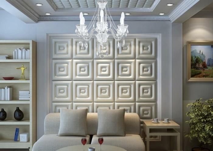 super-interessante-3d-tapete-im-schicken-weißen-schlafzimmer