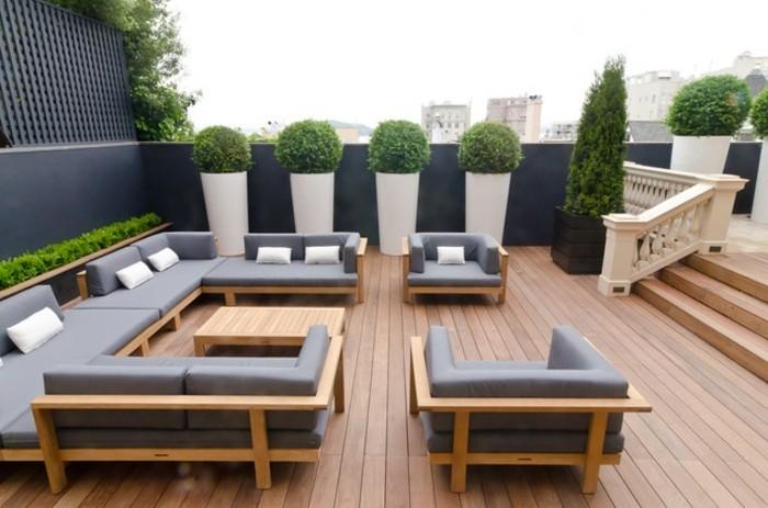 Diese 140 Terrassengestaltung Ideen sind echt cool! - Archzine.net