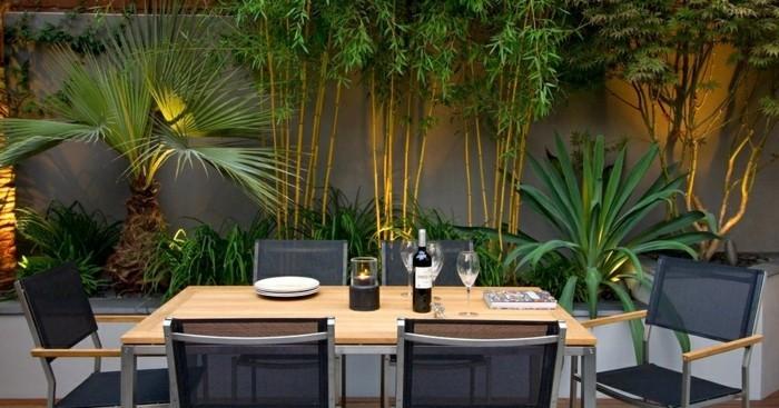 terrassengestaltung-ideen-moderne-möbelstücke-attraktives-design