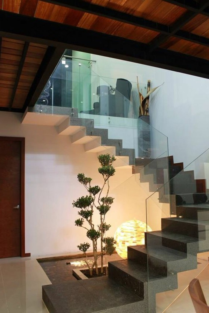 treppen-glasgeländer
