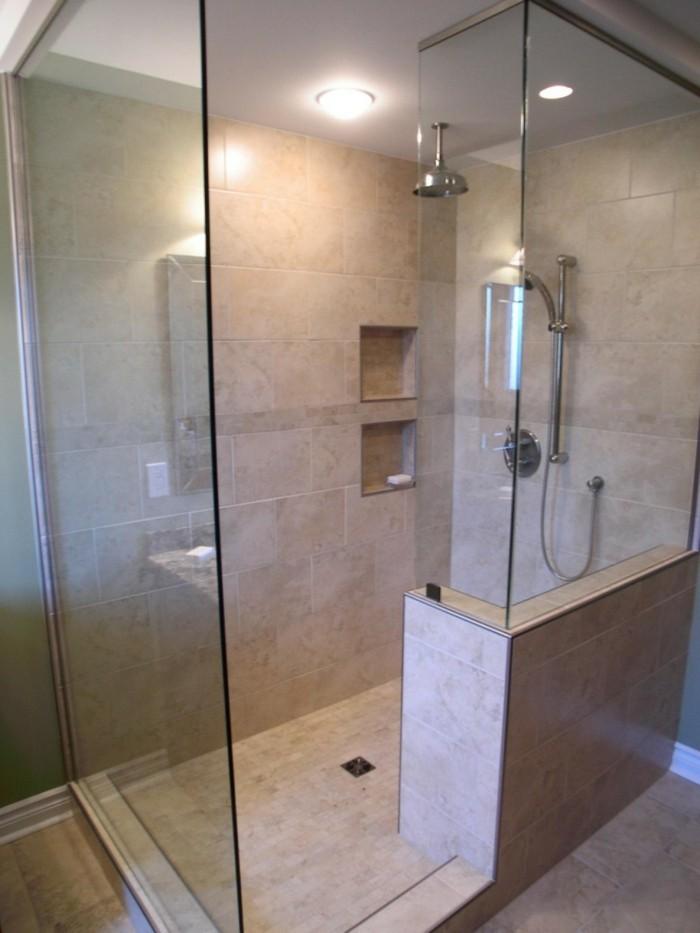 120 moderne designs von glaswand dusche. Black Bedroom Furniture Sets. Home Design Ideas