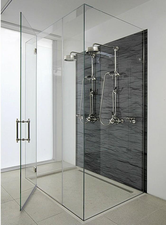 glasdusche duschkabine duschen aus glas interessante. Black Bedroom Furniture Sets. Home Design Ideas