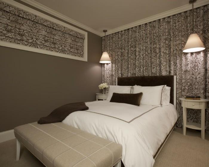 unikale-pendelleuchten-im-schönen-schlafzimmer