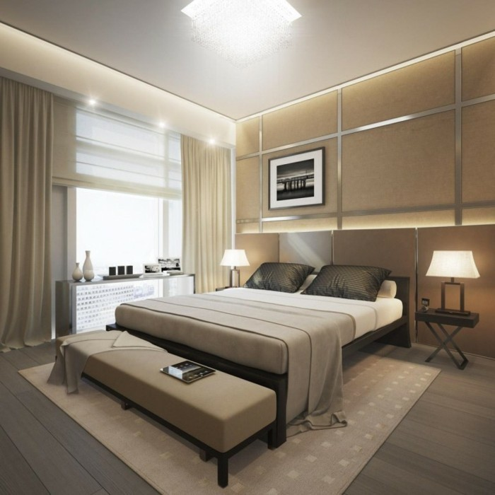 unikales-modell-schlafzimmer-wunderschöne-deckenleuchten