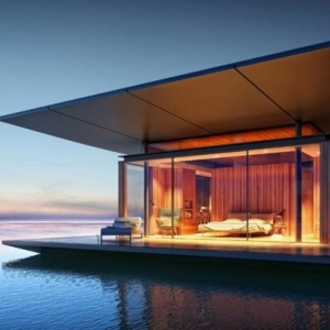 Floating Homes für ein besonderes Urlaubsgefühl!