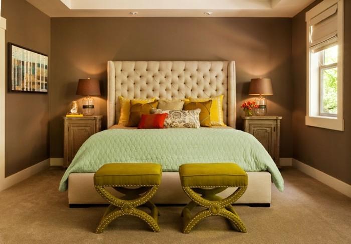 Schlafzimmer Nachttischlampen : unikalesschlafzimmermitzweiattraktivennachttischlampen