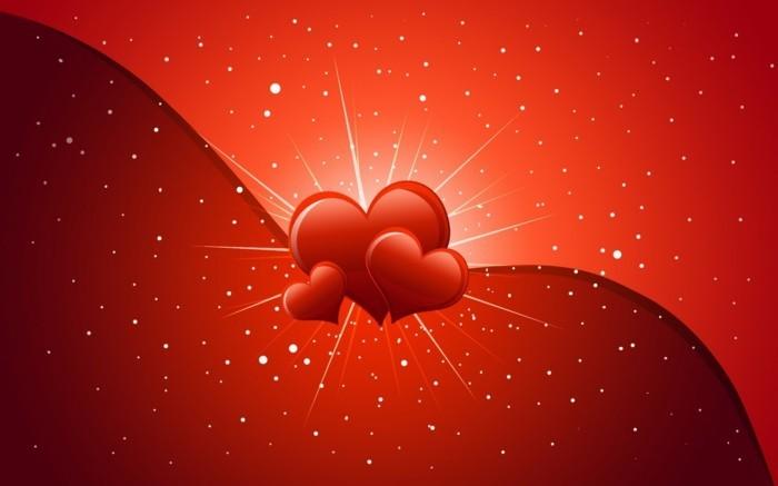valentinstag-bilder-herrliche-darstellung-roter-hintergrund