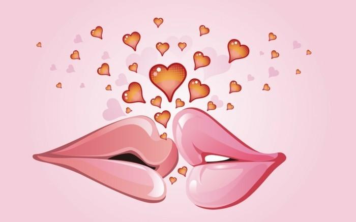 valentinstag-bilder-rosige-lippen-interessanter-hintergrund