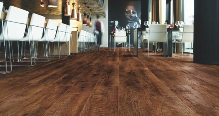 vinyl-böden liegen im trend - archzine, Wohnzimmer dekoo