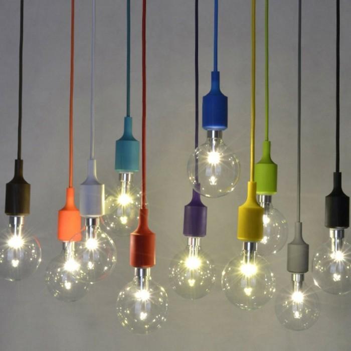 wanddeko-selber-machen-kreative-hägende-lampen