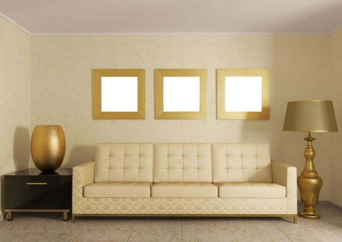 wohnzimmer wohnzimmer rot creme 115 schne ideen fr wohnzimmer in beige - Wandfarbe Creme Rot