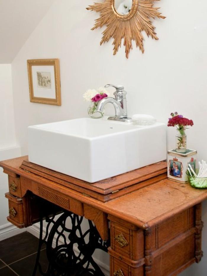 Waschtisch Selber Bauen: Waschtisch aus alter kommode selber bauen ... | {Waschtisch aus kommode selber bauen 14}