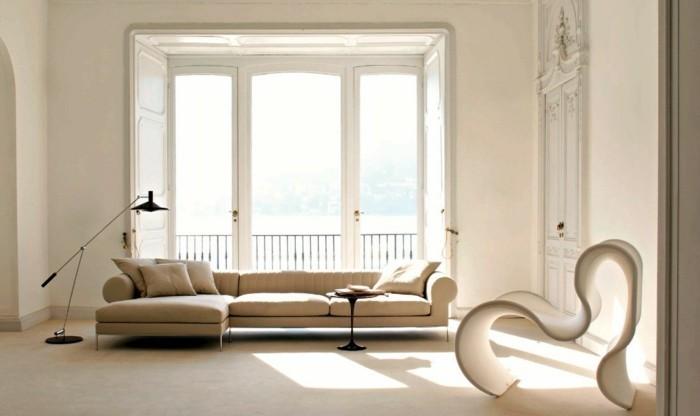 115 schne ideen fr wohnzimmer in beige archzinenet - Wohnzimmer Beige Blau