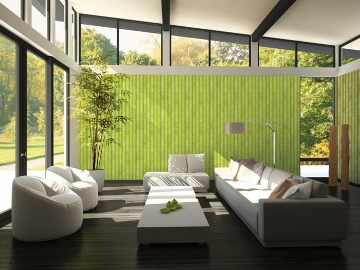 und sch ne ideen f r einen neuen tapeten f r wohnzimmer beispiele. Black Bedroom Furniture Sets. Home Design Ideas