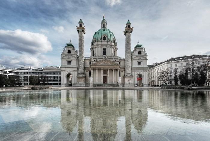20 bauwerke der barock architektur! - archzine, Hause ideen