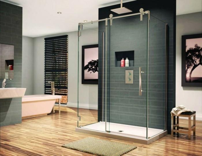 wunderschöne-duschkabine-elegante-gläserne-strukturen-im-badezimmer