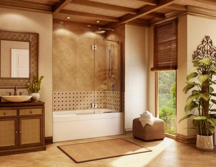 wunderschönes-design-badezimmer-attraktive-glaswand-dusche