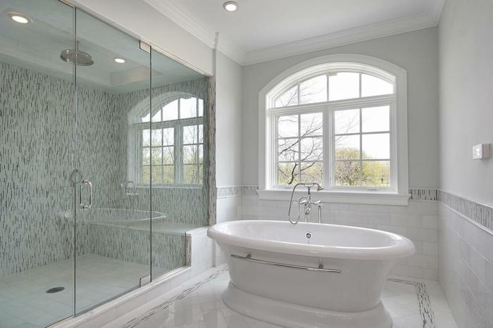 wunderschönes-modell-badezimmer-duschkabine-aus-glas