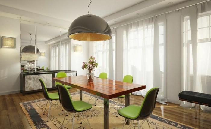 wunderschönes-modell-vom-esszimmer-pvc-boden-und-hängende-lampe