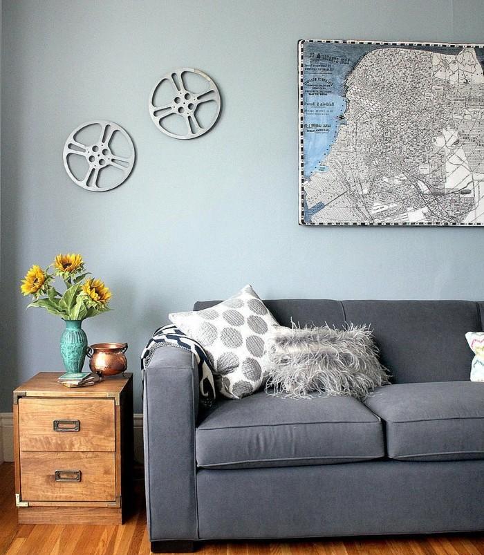 zimmer-dekorieren-interessante-wandgetsaltung-im-wohnzimmer