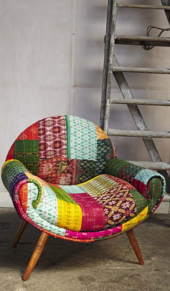 2-Patchwork-Sessel-mit-fantastischem-Design
