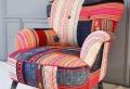 Patchwork Sessel – 40 atemberaubende Modelle!