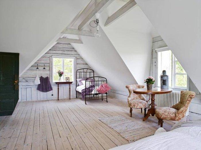 4 Wohnung Einrichten Ideen In Landhausstil Kleines Wohnzimmer ...