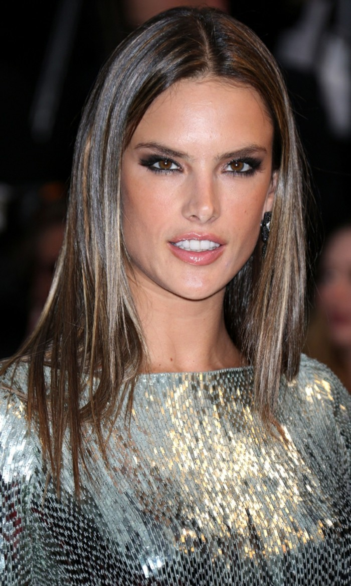 Alessandra-Ambrosio-kühle-haarfarben-glamouröser-look