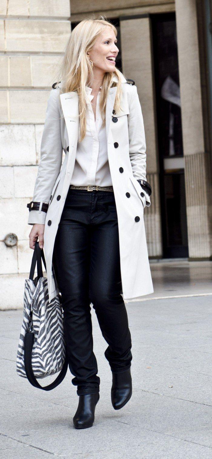 Burberry-Trenchcoat-für-einen-casual-Look