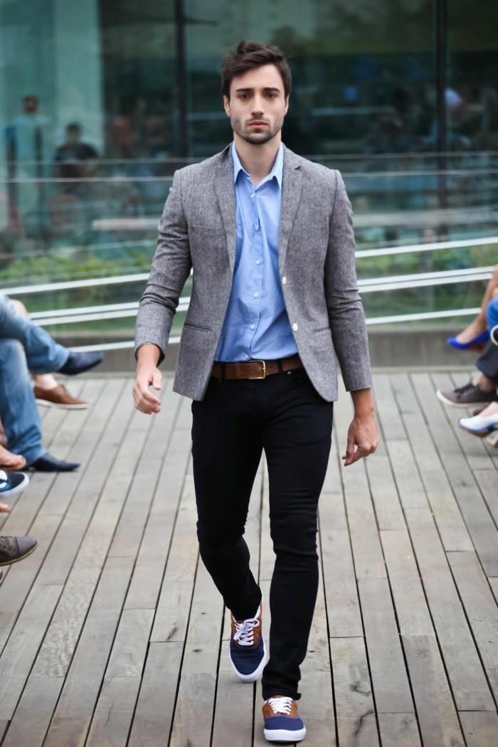 Casual-Stil-für-Männer-Jeans-mit-Sakko