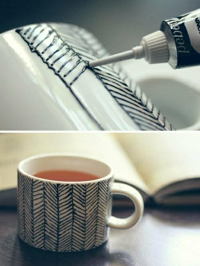 DIY-Idee-für-dekorierte-Kaffeetasse