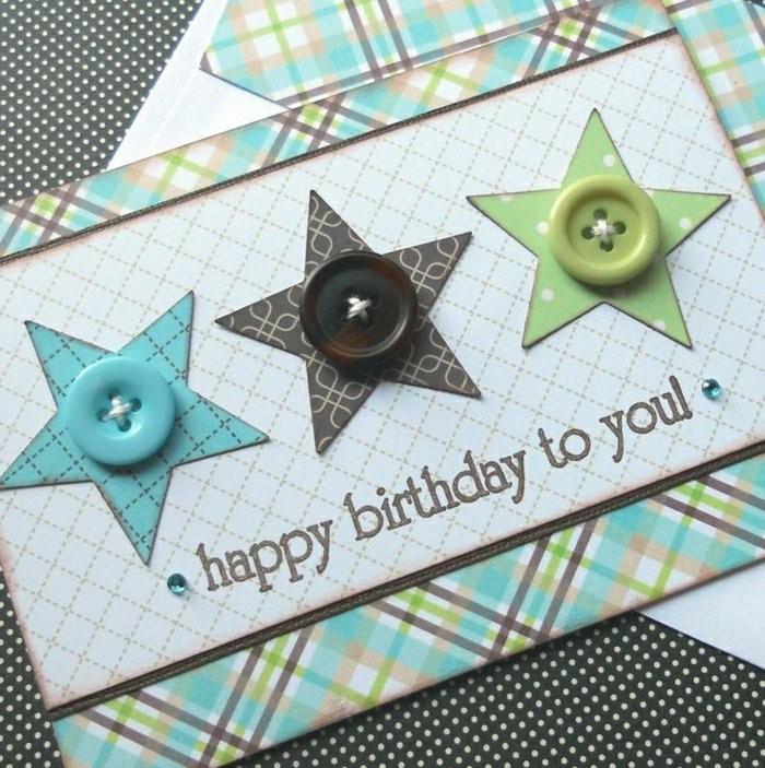Geburtstagskarten-selber-gestalten-mit-knopfen