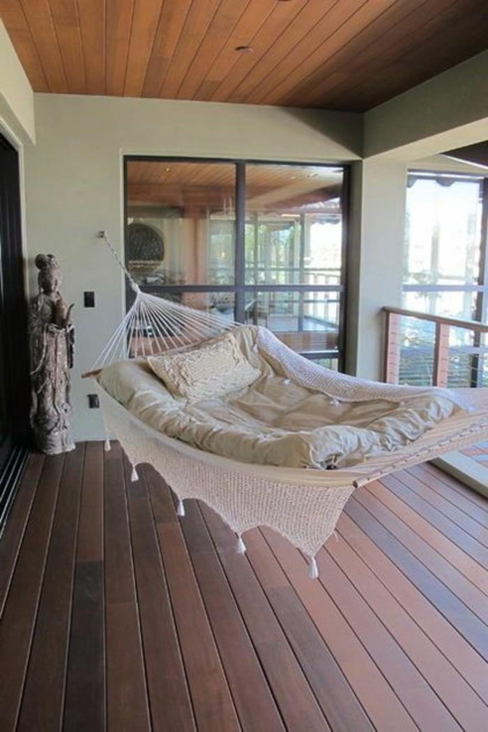 Hängematte Auf Dem Balkon U2013 Urlaub Zu Hause!