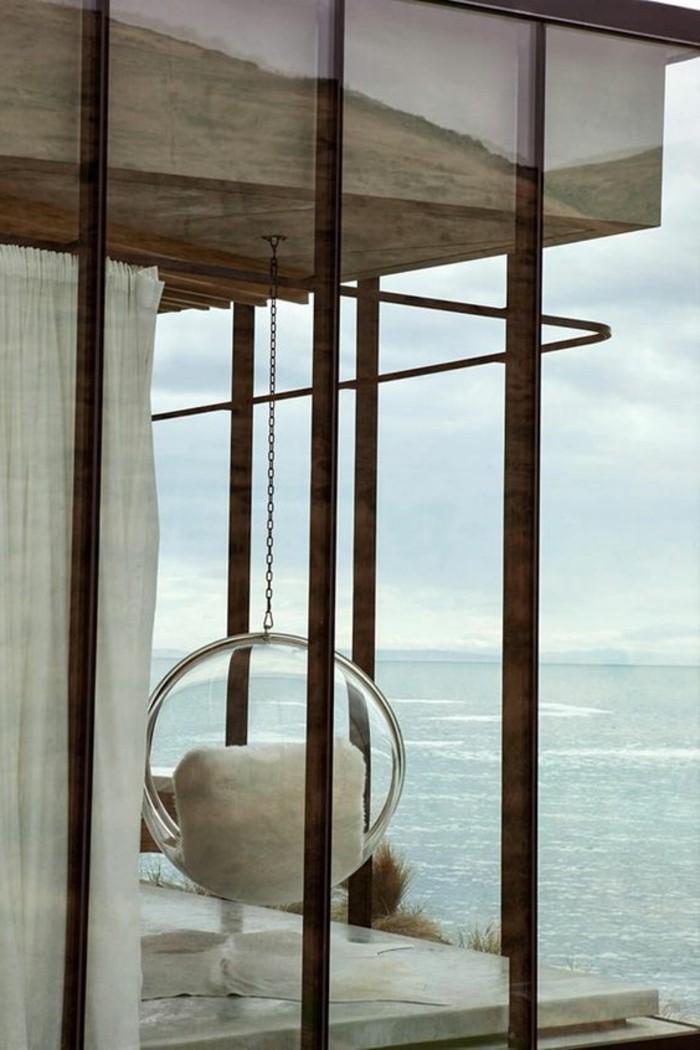Hängematte-outdoor-balkon-ferienhaus