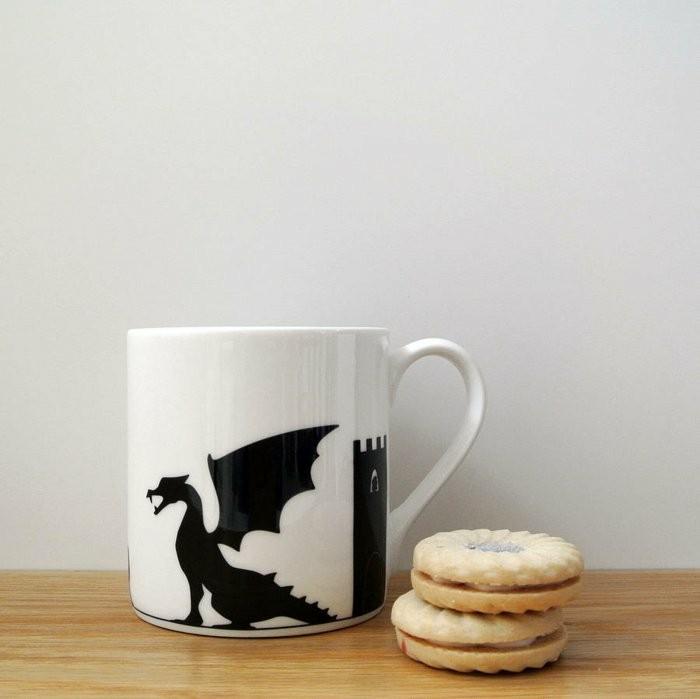 Kaffeetasse-für-Kinder-mit-Drachen-Zeichnung