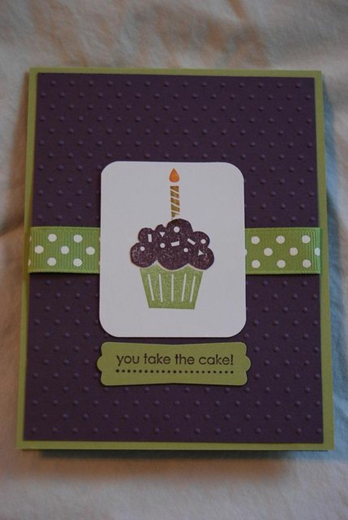 Geburtstagskarte Basteln Frau.1001 Ideen Wie Sie Geburtstagskarten Selber Gestalten