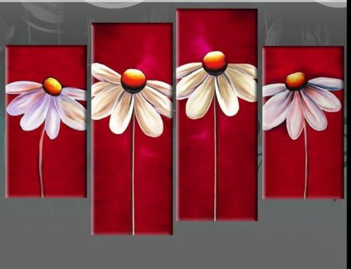 selbst gemalt modern einfach malen lernen mit acryl wie sie in nur schritten ihr eigenes bild. Black Bedroom Furniture Sets. Home Design Ideas