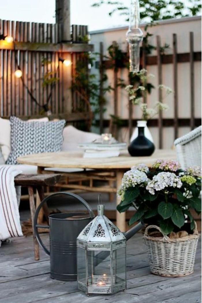 Sch ner garten und toller balkon gestalten ideen und for Garten und deko