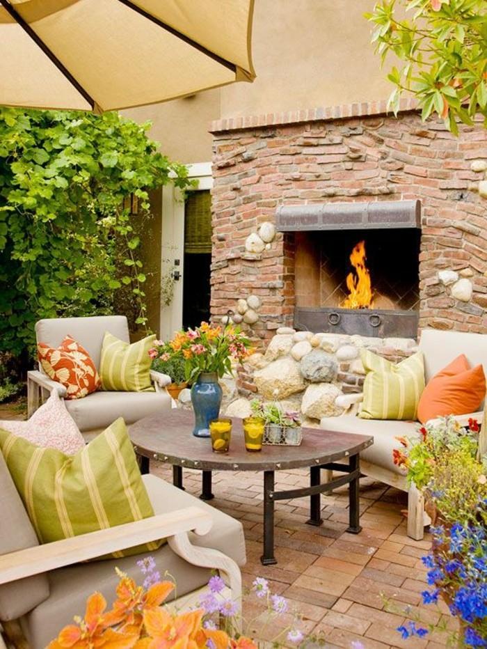 Mein Schöner Garten Gestaltung Mit Feuerstell