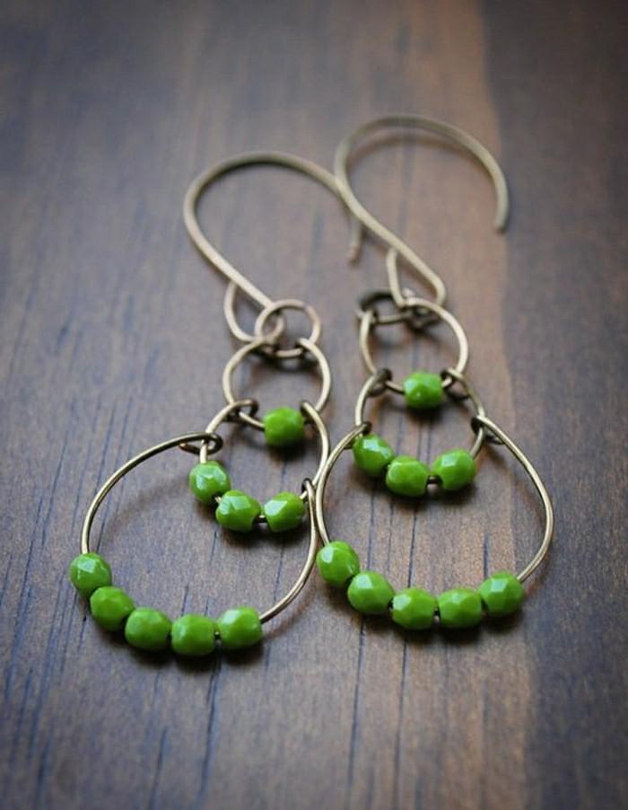 Ohrringe-grün-