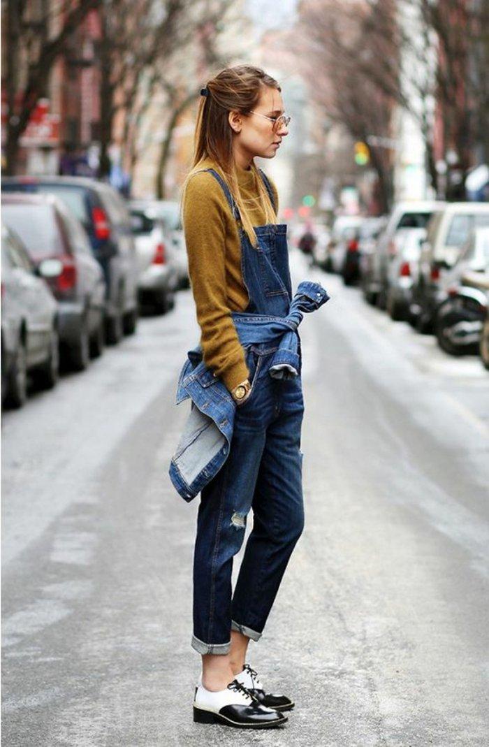 Outfit-in-Oxfort-Stil-männliches-Design