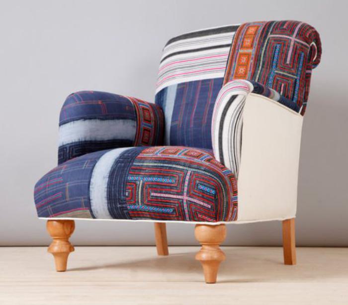 Patchwork-Sessel-geeignet-für-jedes-Interieur