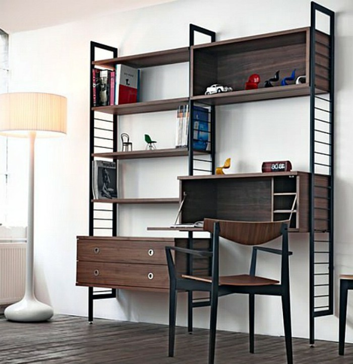 das regalsystem simpel und doch so praktisch. Black Bedroom Furniture Sets. Home Design Ideas
