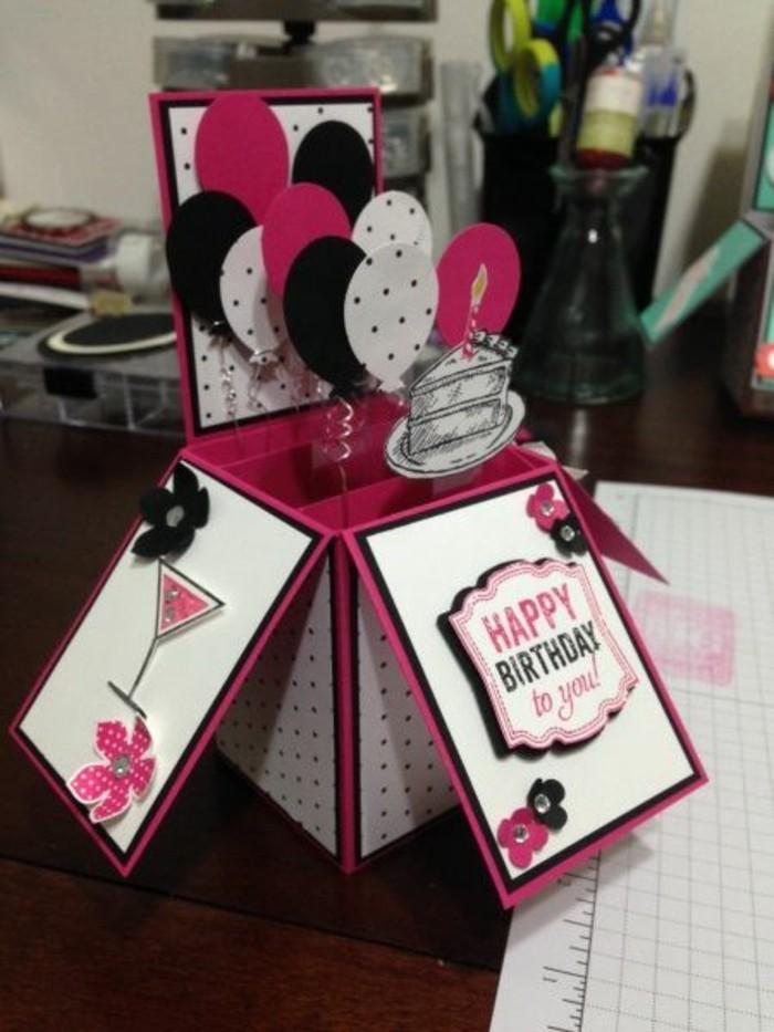 Schöne-Geburtstagskarten-originell-gestalten