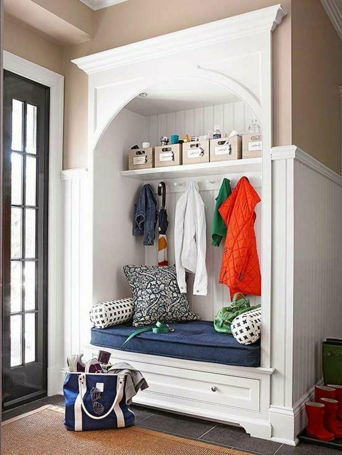 sitzbank mit stauraum f r innen oder au en. Black Bedroom Furniture Sets. Home Design Ideas