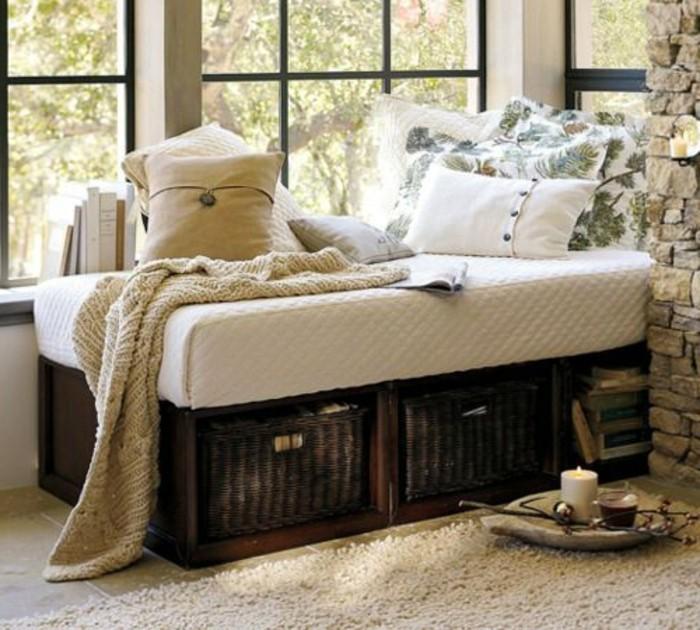 Sitzbank Fenster sitzbank mit stauraum für innen oder außen archzine