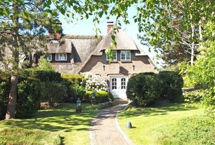 Sylt-Urlaub-im-Haus-mit-einem-schönen-Garten