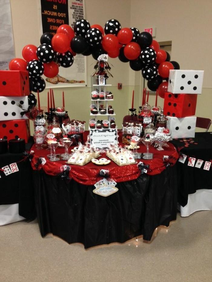 Tischdekoration-Ideen-für-Glücksspiel-Party