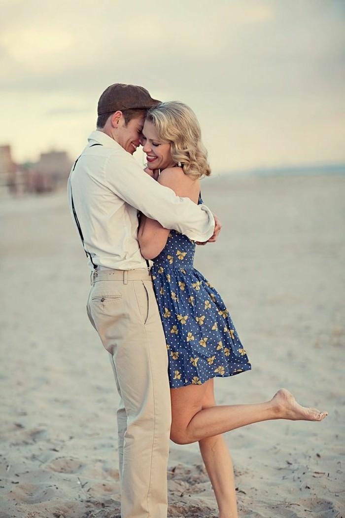 Verlobung-Ideen-ein-sehr-glückliches-Paar